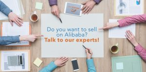 Sell on alibaba