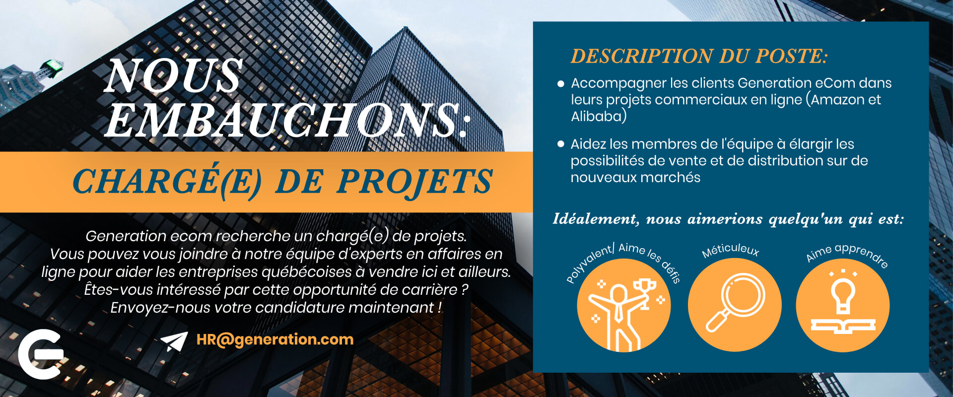 08-GENECOM-PROJECT-MANAGER-JOB SEARCH-FRENCH